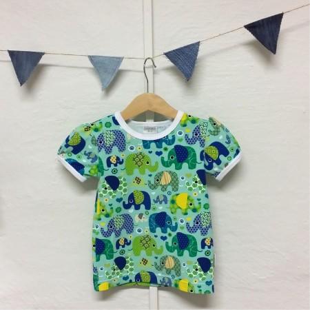T-shirt puffärm